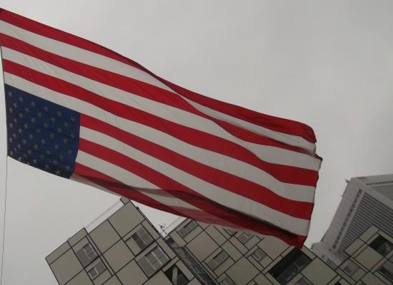アメリカ大使館1
